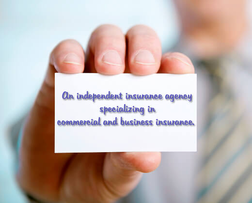 SafePro Insurance an independent insurance agency specializing in commercial and business insurances